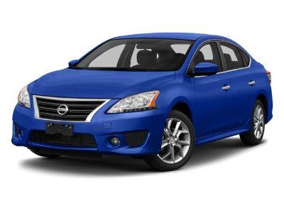 2013 Nissan Sentra S (Graphite Blue)