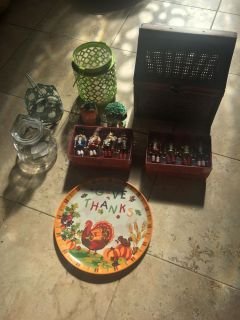 Holiday/ decor items all for $10