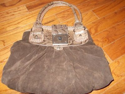 ***Medium Size Brown SAG HARBOR Handbag/Purse***NEW