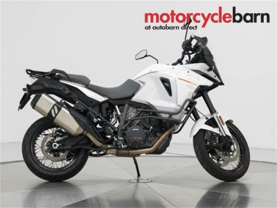 2016 KTM 1290 SUPER ADVENTURE (White)