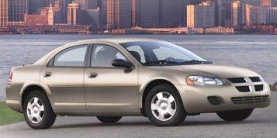 2006 Dodge Stratus SE Plus (Silver)