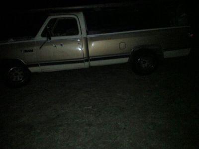 1986 Dodge