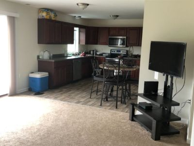 Room to rent for one person in house share
