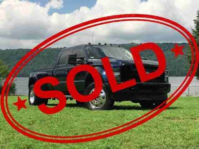 Used 2008 Ford F450 Super Duty Crew Cab for sale