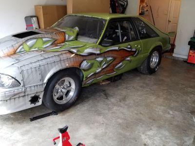 Mustang 86 Hatchback