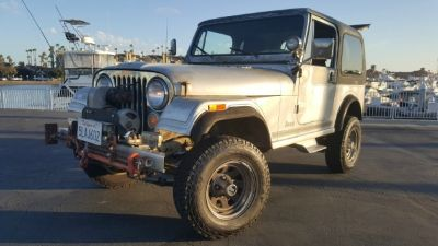 1984 Jeep CJ 4WD 4.0L Fuel Injected Conversion CJ7 Pre-Wrangler
