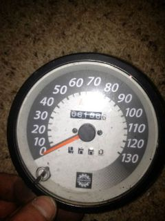Find skidoo formula mach 1 mach z speedometer motorcycle in Omro, Wisconsin, United States, for US $20.00