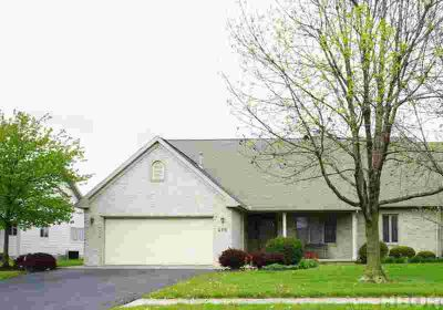 406 W Hobart Ave Findlay, What a beautiful view of the