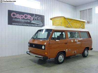 1980 FULL Camper that is GORGEOUS!!! 33K miles!