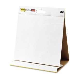 NEW! Post-it Easel Pads Super Sticky Dry Erase Easel Pads, 20 Sheets/Pad, 6 Pads/Case
