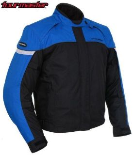 Buy TOURMASTER JETT 3 MOTORCYCLE JACKET BLUE motorcycle in Redford, Michigan, United States, for US $104.99