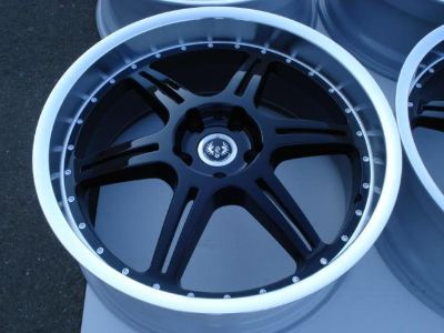 Find 18 Staggered Chevy Camaro IROC FireBird Wheels BMW E39 E34 E38 M5 M6 Black Rims motorcycle in Marysville, California, US, for US $379.00