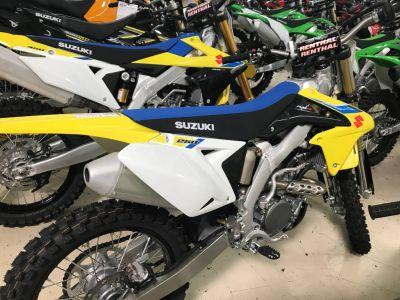 2018 Suzuki RM-Z250 Motocross Motorcycles Corona, CA