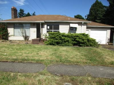 3 Bed 1 Bath Foreclosure Property in Portland, OR 97266 - SE 99th Ave