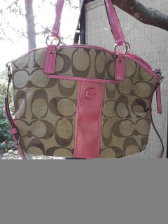 Coach purse like new condition