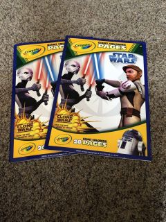 Giant Star Wars coloring pages new