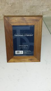 Desk Picture Frame, Wood, 4x6