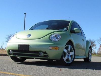 2003 Volkswagen Beetle-New GLS Turbo