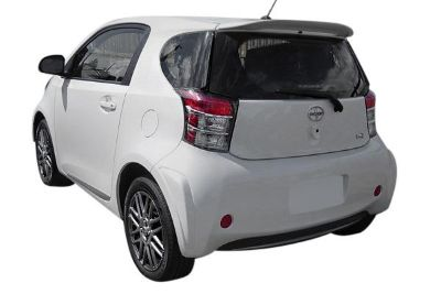 Purchase New 12-13 Scion iQ Factory Style Spoilers Spoiler & Wings, ABS Plastic motorcycle in Roanoke, Texas, US, for US $134.95