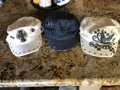3 Hats $4 for All