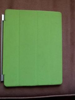 IPad Smart Cover - Lime Green