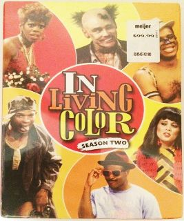 In Living Color - Season 2 New Sealed