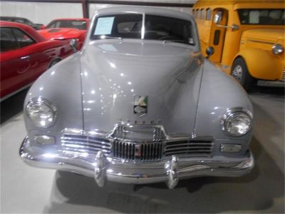 1948 Kaiser 4-Dr Sedan