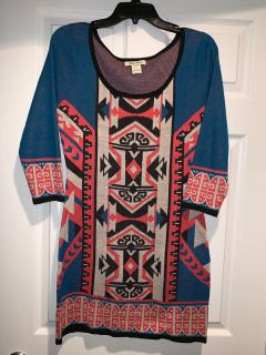 Flying Tomato Sweater Dress/Tunic, Size M