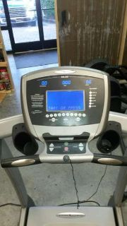 Vision Fitness T9550 Treadmill w/deluxe console