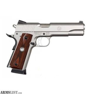 For Sale/Trade: Ruger SR 1911