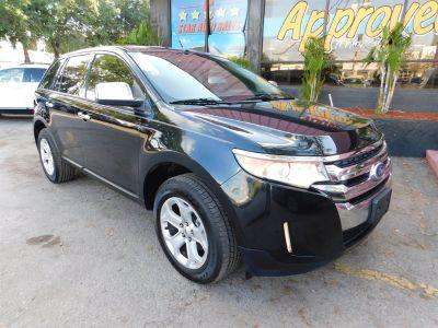2011 Ford Edge SEL (Black)