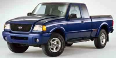 2001 Ford Ranger XL (Green)