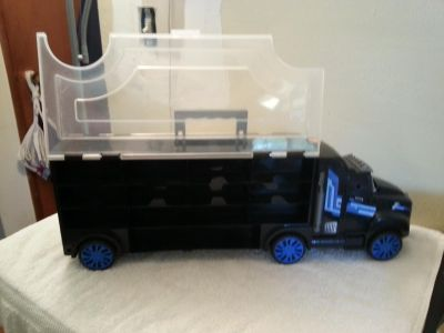 Toy Car Hauler for your Hot Wheels