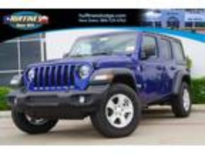 "2019 Jeep Wrangler Unlimited Sport S Retail ""NT"""