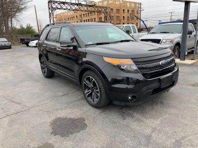 2014 Ford Explorer Sport (Tuxedo Black Metallic)