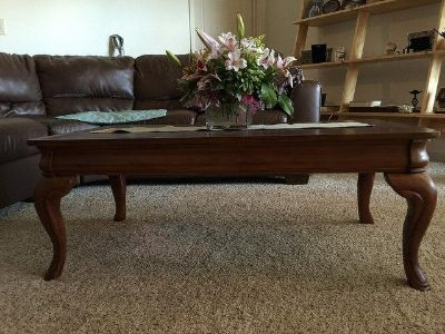 $65, Coffee table for moving sale