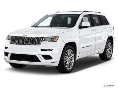 2018 Jeep Grand Cherokee Summit (IVORY)
