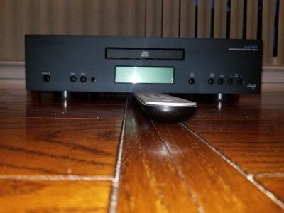 Cambridge Azur 840c CD Player /Dac