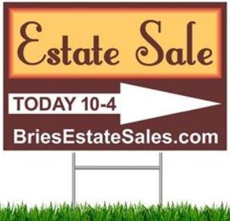River Grove Estate Sale - 25% Off Saturday! Elegant Antique To Vintage Furniture & Home Decor, More