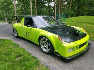 914-6 Track/race car