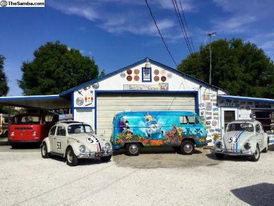 VW Repair, Parts, Service, Restoration Florida