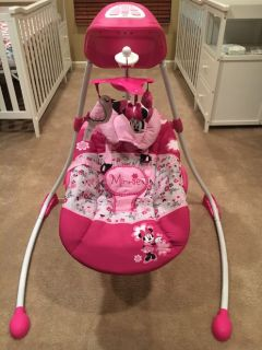 Disney Baby Swing - Brand New!