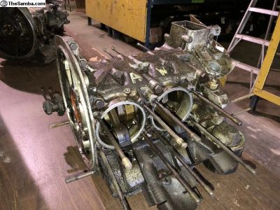 Vanagon Engine Cases 1.9 And 2.1 And Short Block