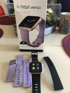 Special edition Fitbit versa