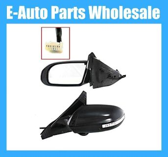 Sell 2009 2010 2011 Left Side KOOL-VUE Mirror Nissan Maxima Power Heated W/O Memory motorcycle in Macon, Georgia, US, for US $90.31