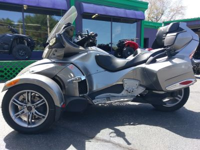 2012 Can-Am Spyder RT-S SE5 Trikes Motorcycles Phillipston, MA