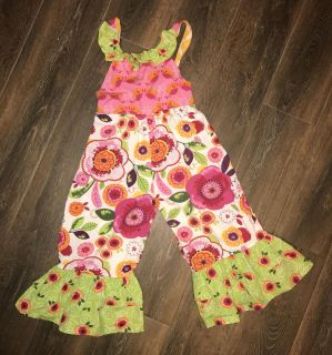 Jelly the Pug romper