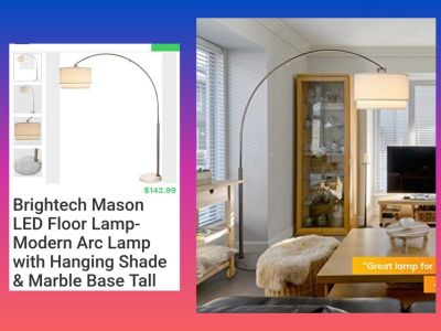 Mason arc lamp. *brand new*