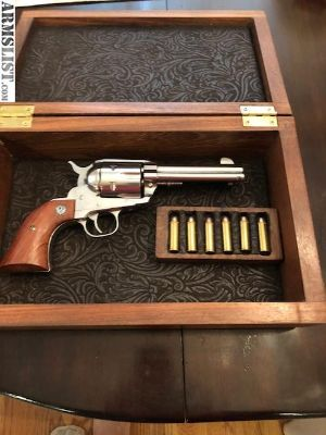 For Sale: Ruger 45 Vaquero Beautiful Display Box