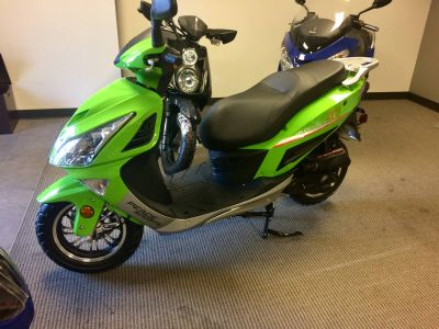 2018 Peace Sports 808-7G 250 - 500cc Scooters Norcross, GA